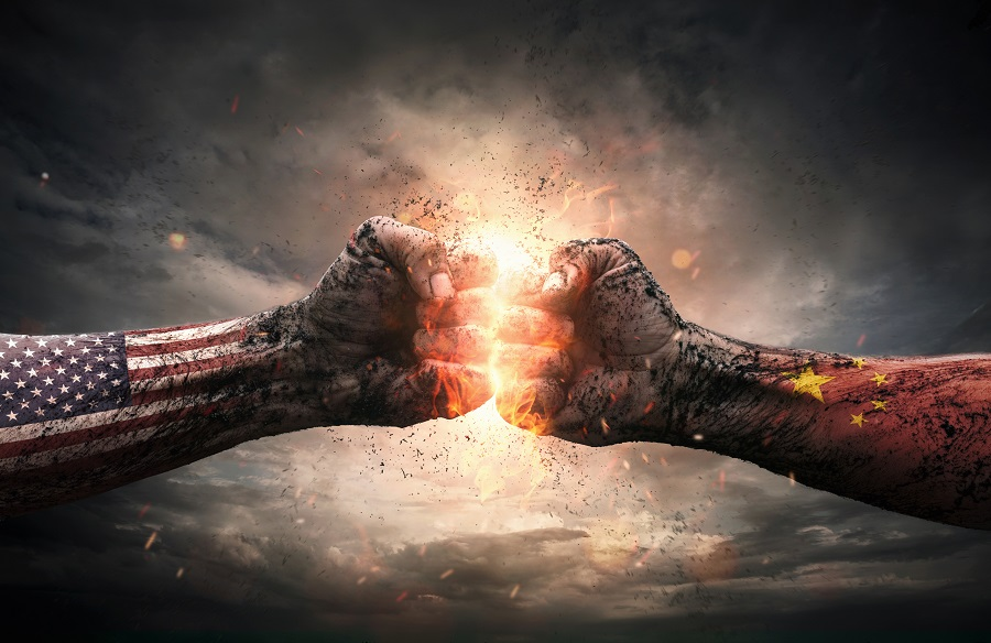 A new Cold War between the US and China could ensue. (iStock)