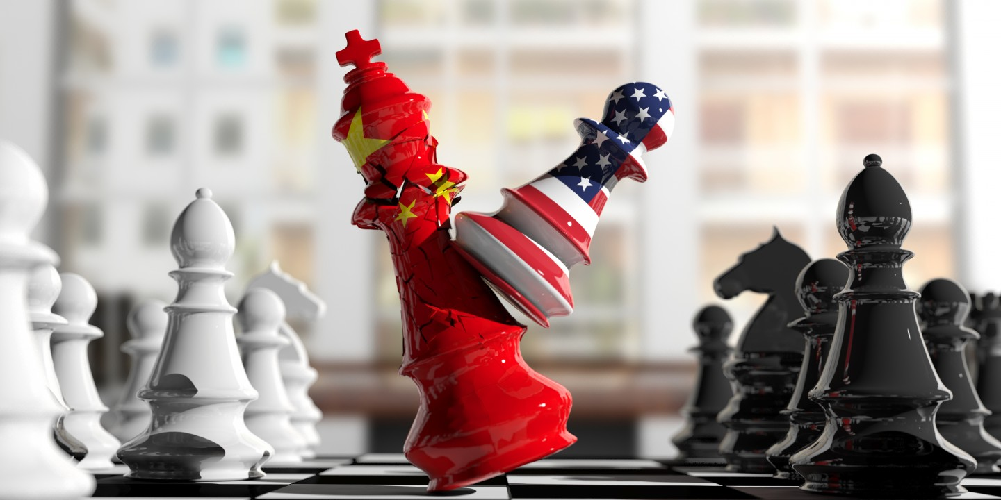 China-US relations are set on a rocky path, with some fearing an inevitable Cold War. (iStock)