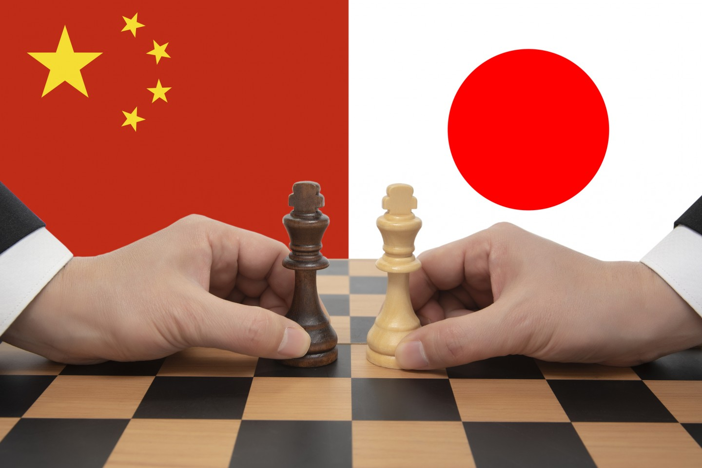 Japan-China relations may face headwinds. (iStock)