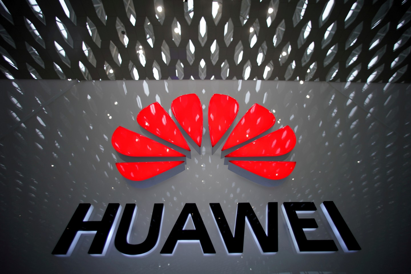 Huawei's resilience and counter attacking moves are more powerful than expected. (REUTERS/Aly Song/File Photo)