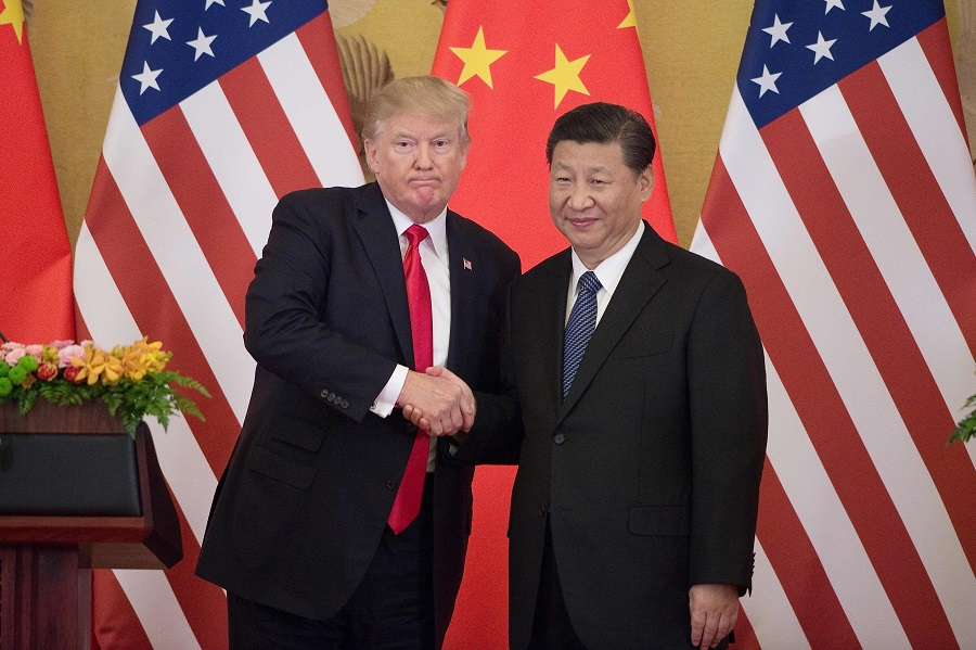 Contest of ideologies in a new US-China Cold War. (iStock)