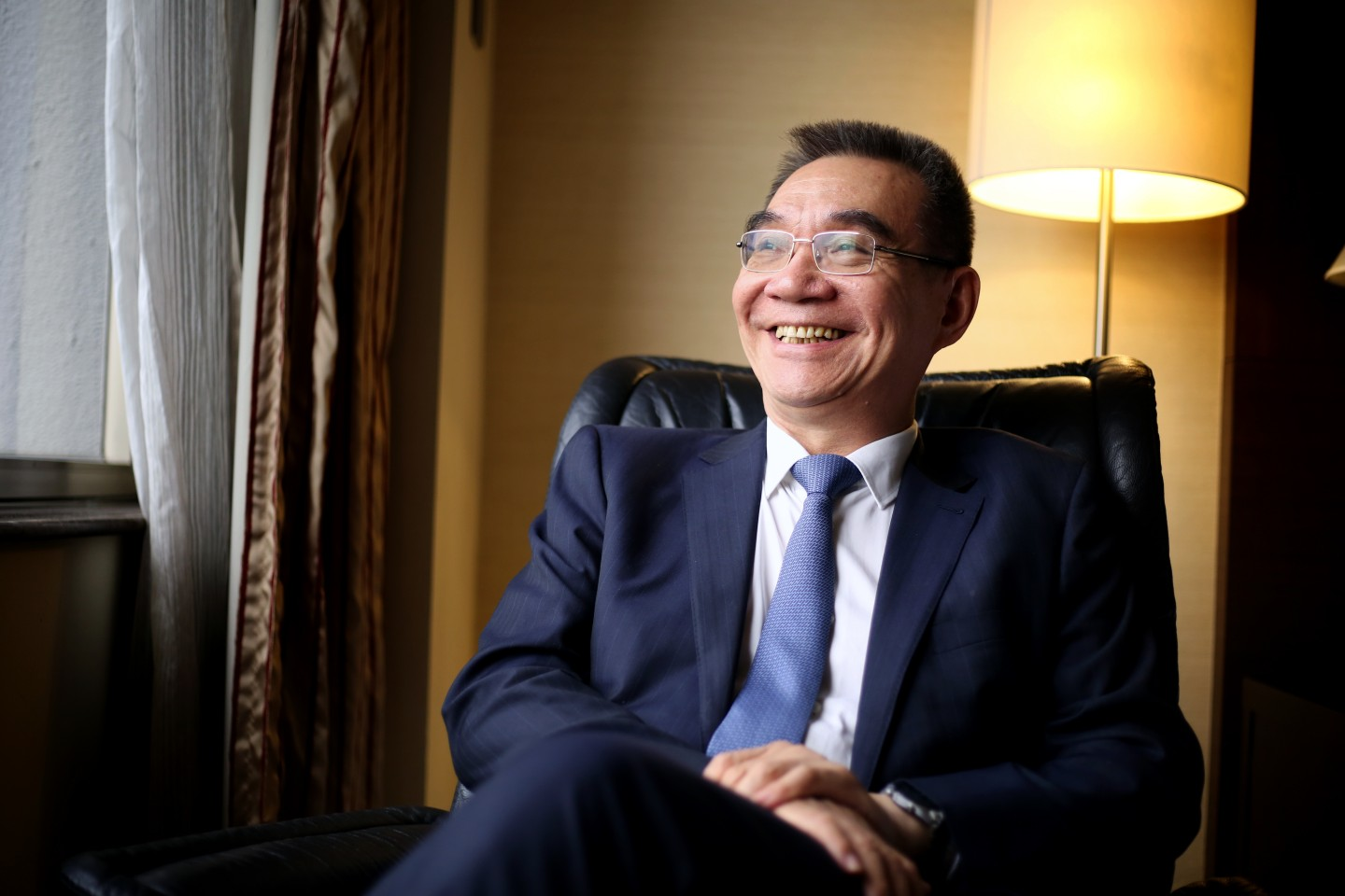 Lin is a renowned Chinese economist and former World Bank Chief Economist and Senior Vice President. (SPH)