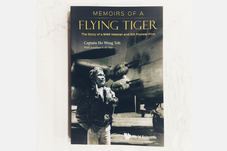Memoirs of a Flying Tiger: The Story of a WWII Veteran and SIA Pioneer Pilot. (World Scientific)