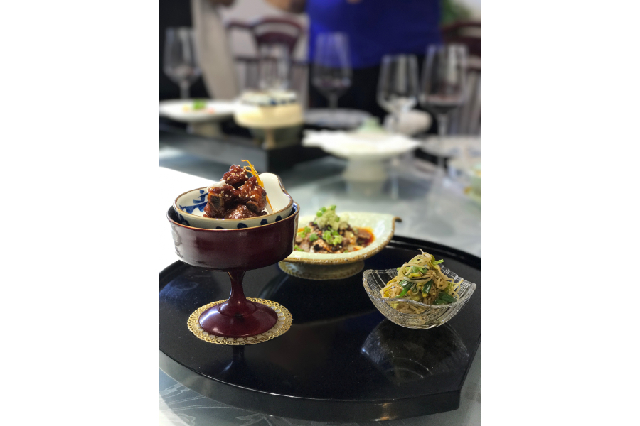 The often electrifying cold dishes of Sichuan restaurants.