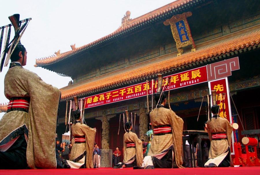 confucius birth anniversary