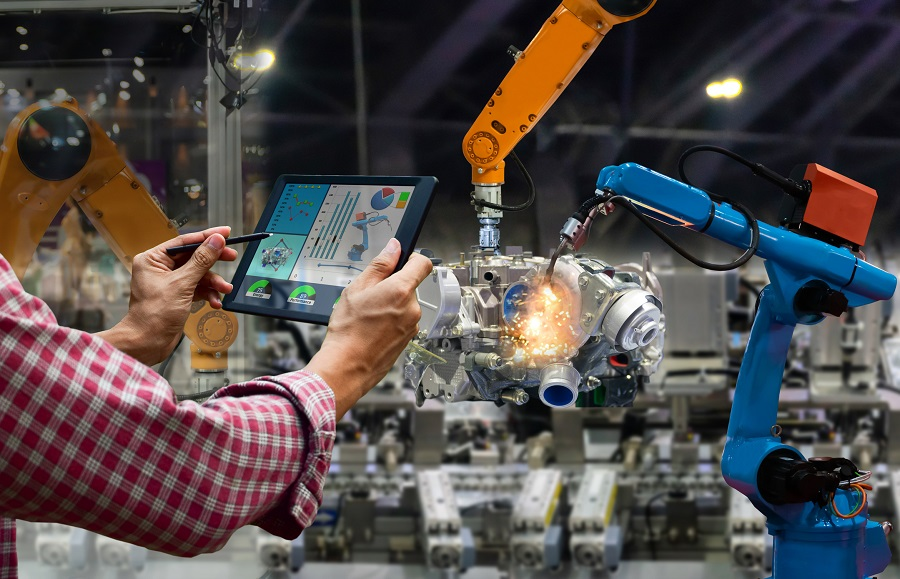 Smart manufacturing is part of the Made in China 2025 masterplan (iStock)