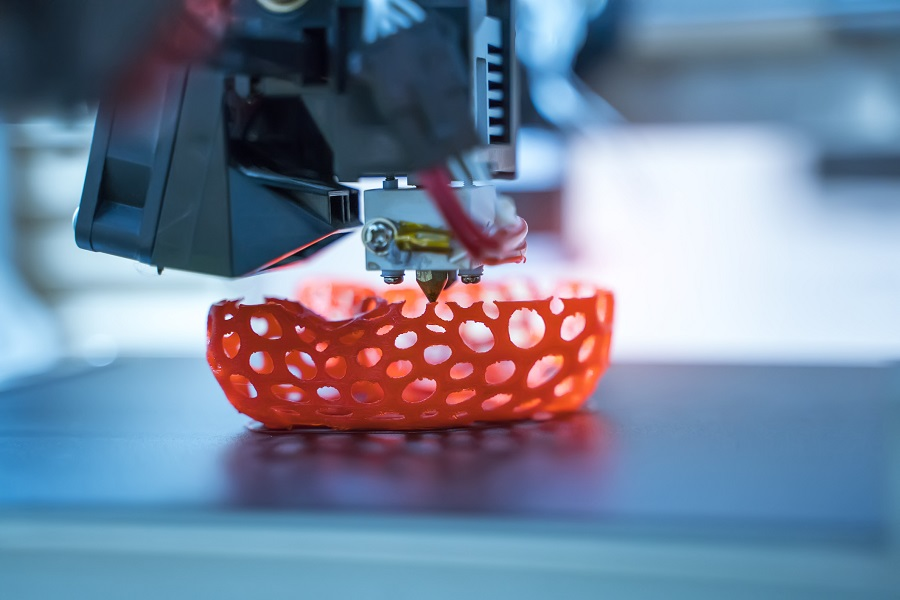 3D printing is the way of the future (iStock)