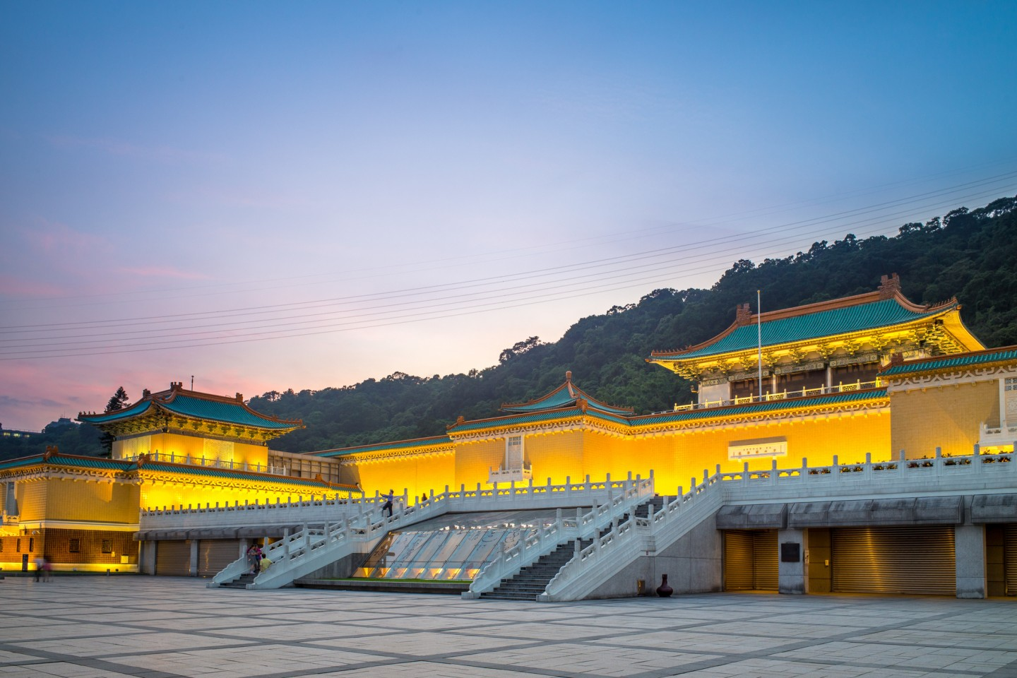 The National Palace Museum in Taipei. (iStock)