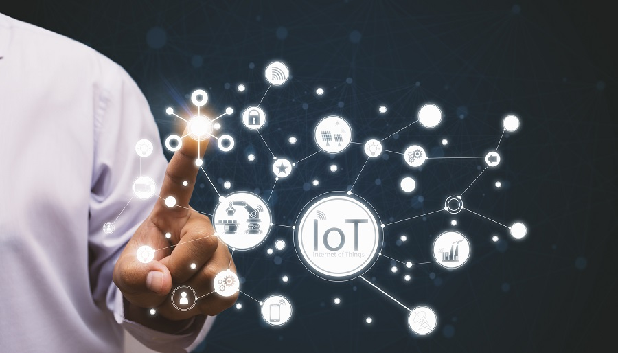 Internet of Things (IoT) lies at the heart of Industry 4.0 (iStock)
