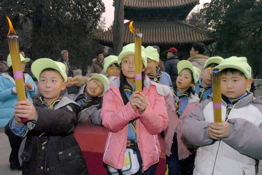 korean kids
