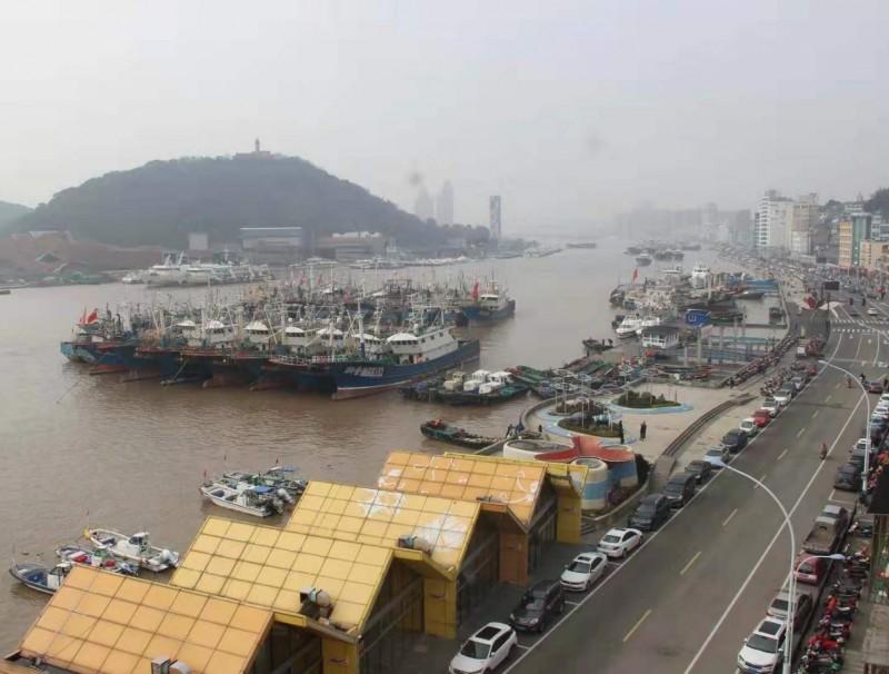 My hometown, Shenjiamen (沈家门). (Photo: Shu Jie, provided by Chen Nahui)