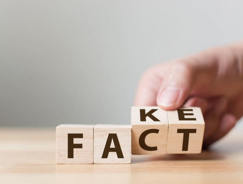 Fact or fake? Faux information seems to make sense but really does not. (iStock)