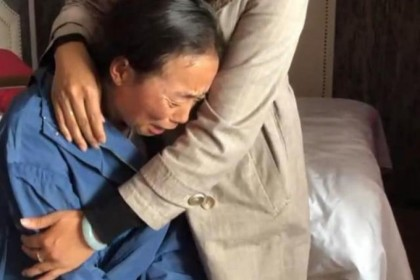 The mother of Li Xincao went online for help to seek justice for her daughter's mysterious death. (Internet)