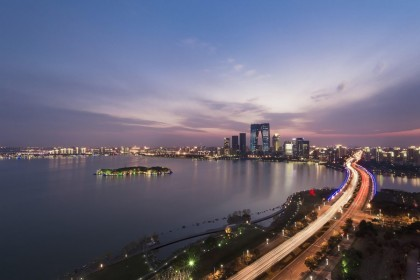 The Suzhou Industrial Park has seen great development since it was started in 1994. (SIP Administrative Committee)